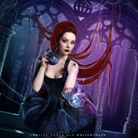 Soul Spider by whitewinged