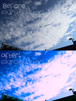 Blue sky ps action by laurakatter