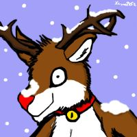 Rudolph by Scarefish
