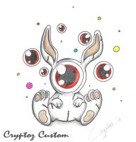 Eye See A Bunny by CrYpToZ