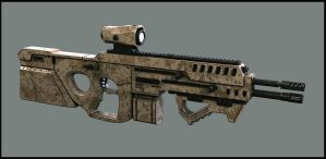 super soldier gun 1 by Avitus12