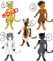 By Lanterns Light Adoptables by AquaArtist532