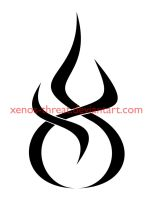 flame glyph 2 by xenos-threat