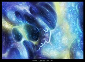 Cell of space by LouisDyer