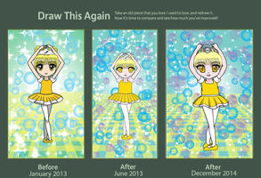 Draw This Again: Prima Ella by chaosisters147