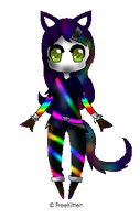 IFartRainbows2 Custom by Firestar999