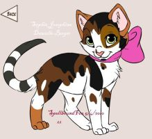 Sophie the Kitten Princess by SpellboundFox
