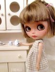 Tilly (Custom Blythe doll) by Katalin89