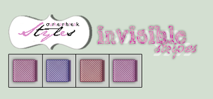 Styles   Invisible Stripes by ourheartbreak