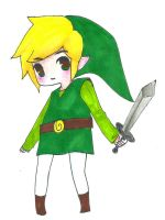 Sharpie Link by mayday-daywalker