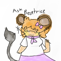 Ask Beatice by DlANCIE