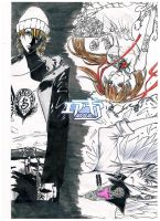 Air gear II Colour ver. by Ayano94