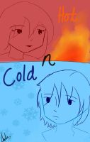 Fire And Cold by andreis98