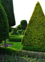 Levens Hall 146 by Forestina-Fotos