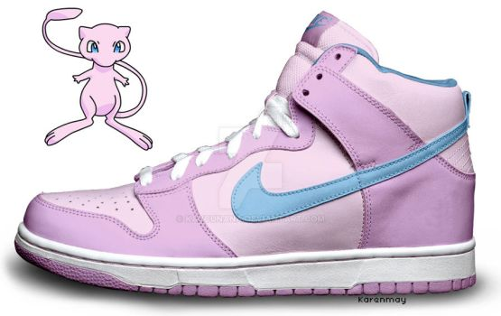 Custom Nike Dunks: Mews by kaycunana