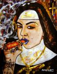 The Holy Smoke by amoxes