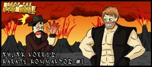 AT4W: Chuck Norris Komandos by MTC-Studio
