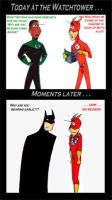 Justice League Unlimited by Windego