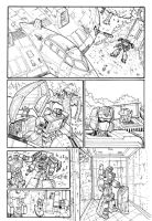TFOC Comic pg 2 Inked by Charger426