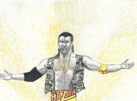 Razor Ramon by bmogav