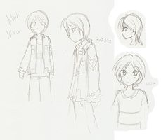 GR - Noah Sketches by Starshinesoldier