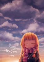 Happy New Year! by makaroll410