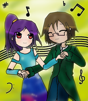 Let us Dance by Kaolyne