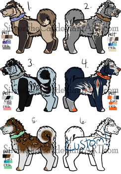 ~~Price Reduction~~ -ADOPTS: CLOSED- by SilverSheCat
