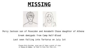 MISSING by pseudonym17
