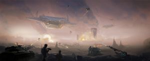 Warzone by MeckanicalMind