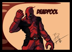 Deadpool by ChaserTech