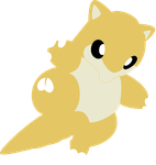 Sandshrew Vector by ChelaGirl