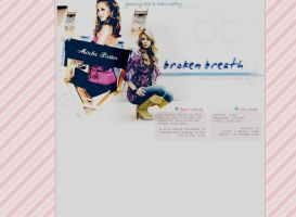 Design - Mischa Barton by l0nd0n-calling