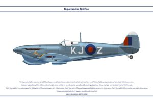 Spitfire Mk V South Africa 1 by WS-Clave