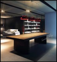 Dining Table by surono