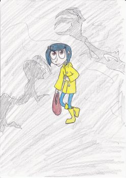 Coraline by MarblesAteAllMangoes