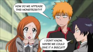 Bleach: Appeasement by Maglorius