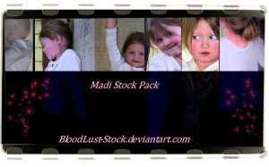 Madi Stock Pack by bloodlust-stock