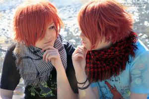 Ouran: You are mine, I'm yours by Feeri-Theme