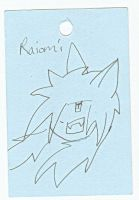 Raiomi by Friend by InuYashaDiva15