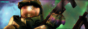 Master Chief Galaxy Sig by thepatster
