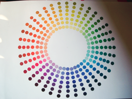 Chromatic Circle by little-chii