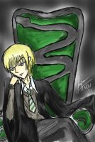 Slytherin Prince by fudafu