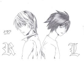 Death Note Re-Upload by LyaNemesis