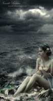 Nereid by Ioneek