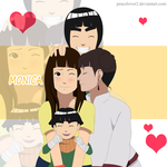 My favourite Naruto characters and me by CodeHeaven