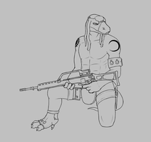 Tactical Bangaa by R3B3LDR4G0N