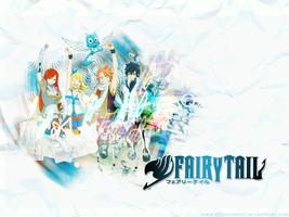Fairy Tale Wallpaper by Candystudz