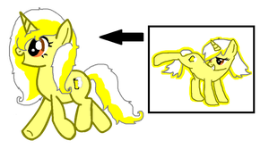 Mane Style for - Banana Cream by Ask-Tattsy