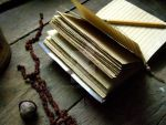 antique journal by Patiak